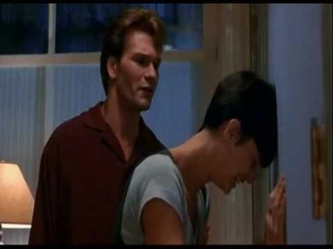 "Film - Ghost - scena ""Penny"" con Demi Moore - Patrick Swayze -  Whoopi Goldberg"