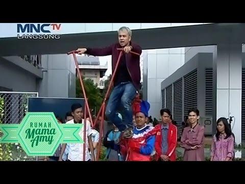 download lagu Raffi Ahmad Naik Sepeda  - Rumah Mama Am gratis