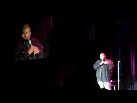 Robert Kelly & Patrice Oneal - Part 7 of 10 - March 6th, 2010