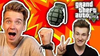 GRENADE MAZE SHOWDOWN | GTA V