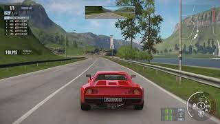 Project Cars 2 : Ferrari Proving Ground - Bannochbrae Road Circuit