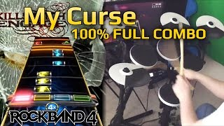 Killswitch Engage - My Curse 224k 100% FC (Expert Pro Drums RB4)