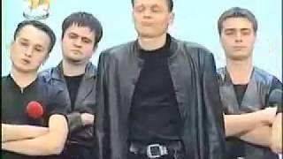 Квартал 95 КВН - Испанский танец (2000)