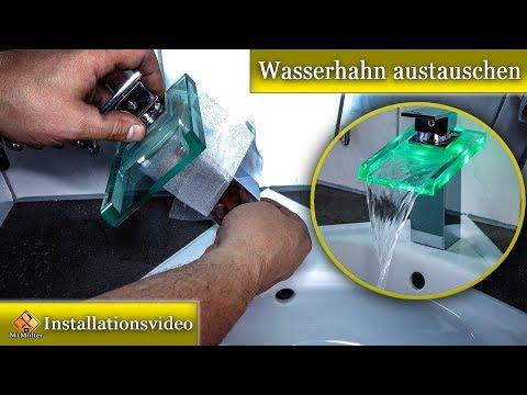 Wasserhahn Am Waschbecken Selbst Wechseln So Gehts