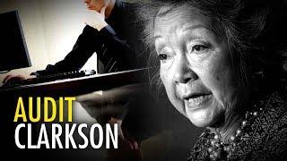 Audit former Governor General Adrienne Clarkson   Sheila Gunn Reid