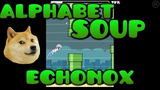 Alphabet Soup by Echonox [Geometry Dash 2.0]