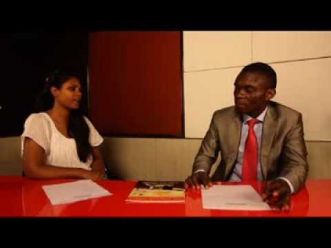 Interview with Mr. Okito Kongo Chistophe, President, Association of Africa Students in India