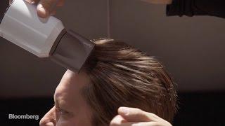 How Dyson Built the Smartest Hair Dryer You've Ever Seen