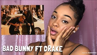 Download Lagu Bad Bunny feat. Drake - Mia (Video Official) REACTION Gratis STAFABAND