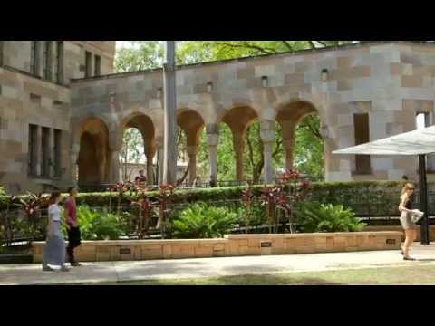 Study Science at University of Queensland's St Lucia campus