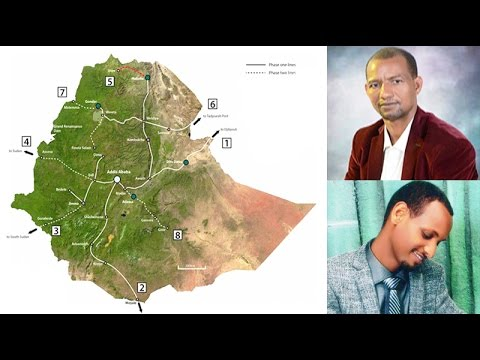 Ethiopia: Abreha Desta And Others React To The Cancellation Of Railway In Tigray