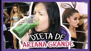 Download Lagu HICE LA DIETA DE ARIANA GRANDE POR TRES DÍAS Y BAJE DE PESO || Akira Lau Gratis STAFABAND