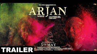 Arjan (Trailer) Roshan Prince | Prachi Tehlan | Releasing 5th May 2017 | Latest Punjabi Movie 2017