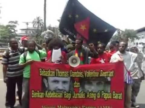 Pernyataan Sikap AMP Bandung   Berikan Kebebasan bagi Jurnalis Internasional di Papua Barat