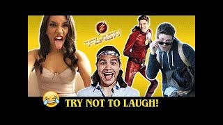 The Flash Cast Is Hilarious!!!😂😂 Funniest Moments! #LOWI