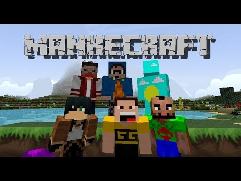 #MankeCraft - Me Intentan Convencer de Esta Mierda! AYUDA! - by Xoda