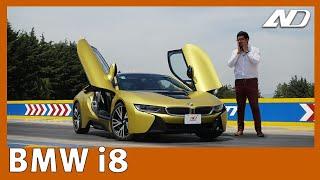BMW i8 - El deportivo amigable con el medio ambiente