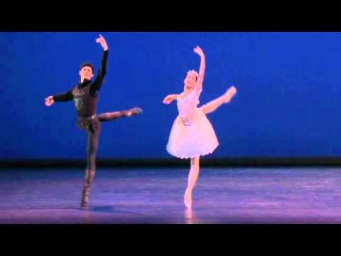 Darcey Bussell and Jonathan Cope - Royal Ballet 2004.