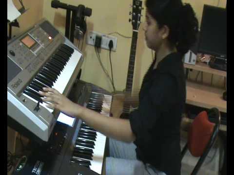 Instrumental- Nishigandha.C.Shinde..Lag Ja Gale Se