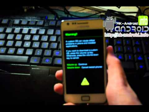 Galaxy S II Android 4.0.4 ROOT 教學 hk-android.info