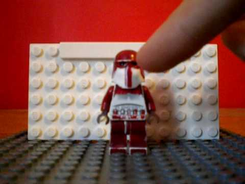 Star Wars Clone Marines Lego Star Wars The Clone Wars