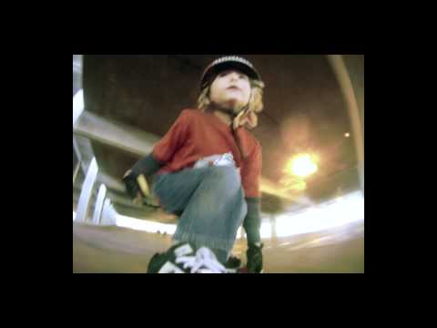 6 yr old Skyler Golter Parking Garage (raw run)