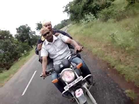 Vijayawada To Srisailam To Vijayawada Bike Trip