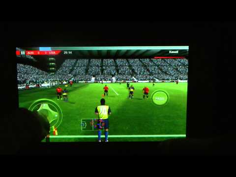 Real Football 2012 Samsung Galaxy S2 Gameplay & Review! (HD) (Best Fre