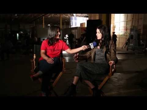 Isabelle Kaif: Exclusive Interview - On Location Of Dr. Cabbie video