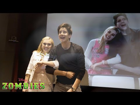 "Meg & Milo Sing ""Someday"" on Premiere Night! 