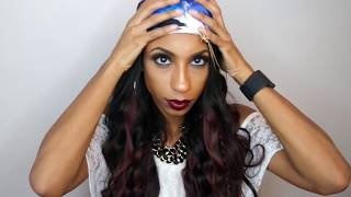 Halloween 2015 | Easy DIY gipsy costume and hair tutorial