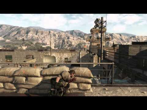 Metal Gear Solid V - The Phantom Pain (Multiplayer)