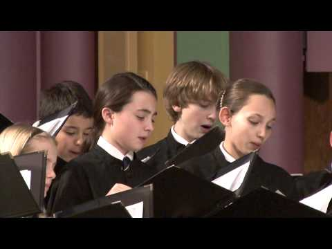 The Madeleine Choir School, 'A Ceremony of Carols' 2012