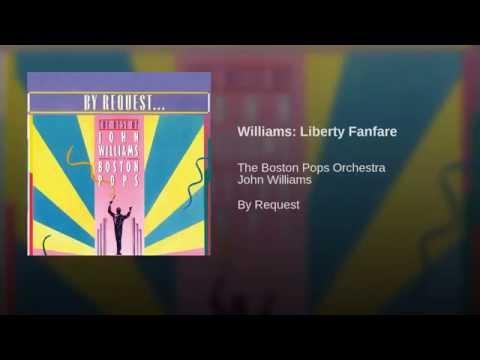 Williams: Liberty Fanfare