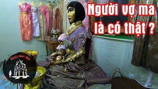 Tận mắt thấy bức tượng người vợ ma Thái Lan - Ghost of Mae Nak