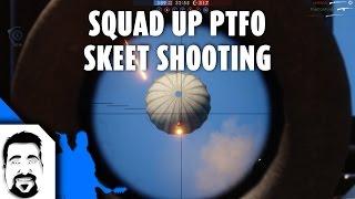BF1 Squad Up PTFO - Skeet Shooting