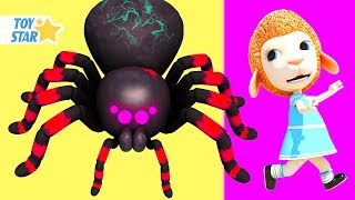 Dolly and Friends 3D | Kids & Spider Monster in the Cave #82