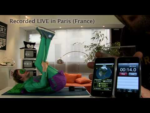 THE LONGEST FART IN THE WORLD - farted by Mr Methane!