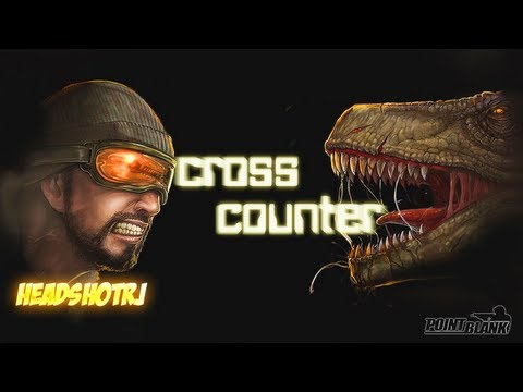 Point Blank Novo Modo Dinossauro Cross Counter