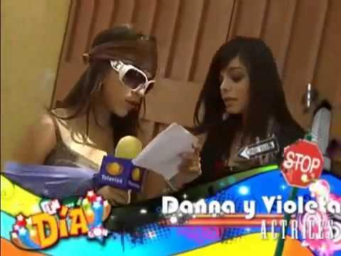 Un Dia Con Danna Paola y Violeta Isfel Parte 1