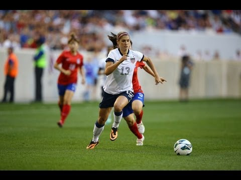 Alex Morgan ? Goals 2010-2013 HD