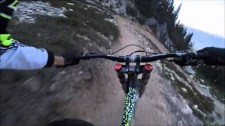 Whistler Bike Park - Top of the world