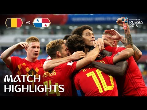 Belgium v Panama - 2018 FIFA World Cup Russia™ - Match 13