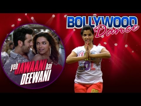 dilli Wali Girlfriend || Dance Steps Part 1 || Yeh Jawaani Hai Deewani video