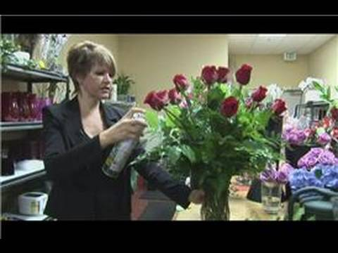 Floral Arrangements : How to Make Wedding Flower Arrangements
