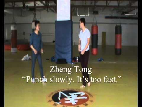 Wrestling Stars, Shanghai University of Sport (Part 1)