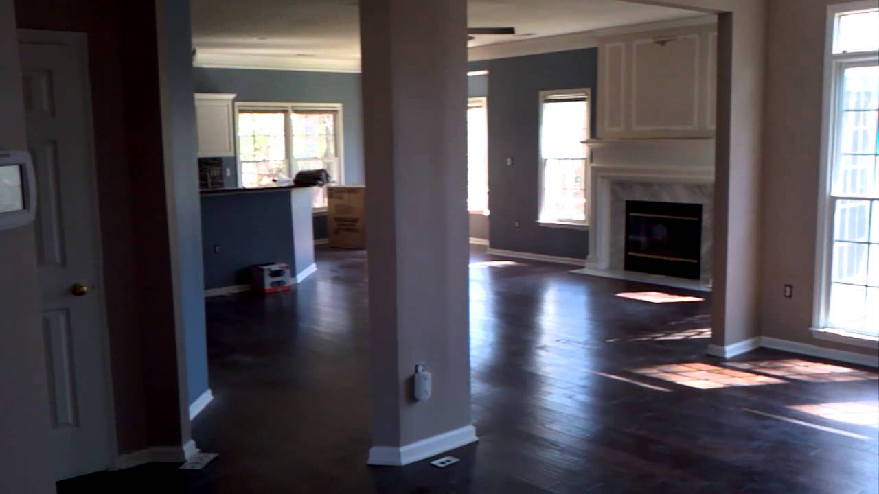 Kitchen remodel to an open floor plan with no wall youtube for How to renovate home