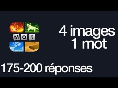 4 images 1 mot r ponses 175 200 youtube. Black Bedroom Furniture Sets. Home Design Ideas