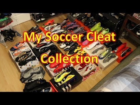 My Personal Soccer Cleat/Football Boot Collection
