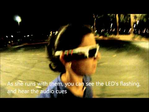 4iiii Heads Up Display System - While Running